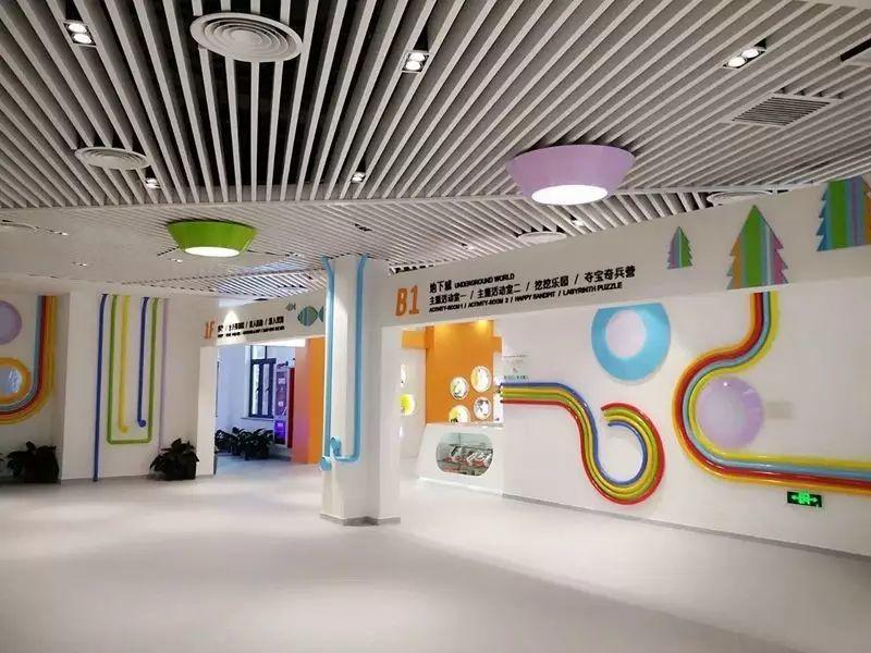 LDG室内︱一座试图影响孩子一生的博物馆