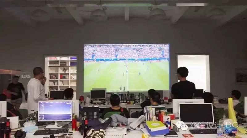 LDG动态︱美妙的足球之夜