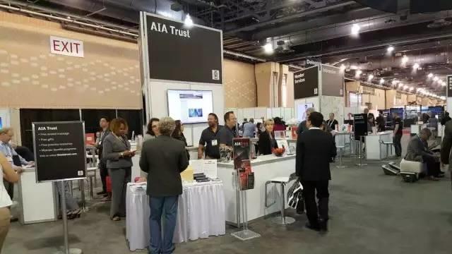LDG动态︱美国之行—AIA全美建筑师大会