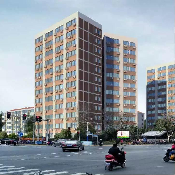 LDG动态︱上海经纬助推虹口区美丽家园建设