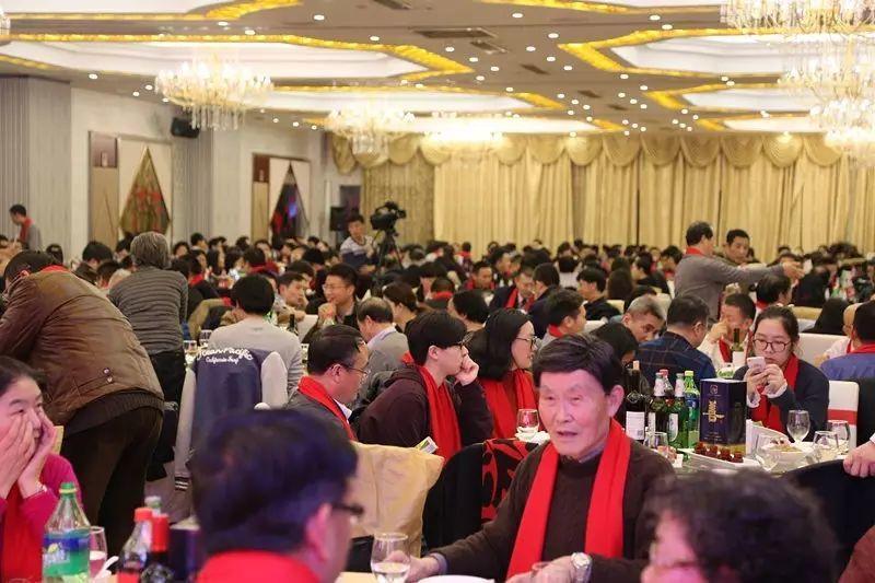 LDG年会︱亮点三:欢庆晚宴,玩不停!