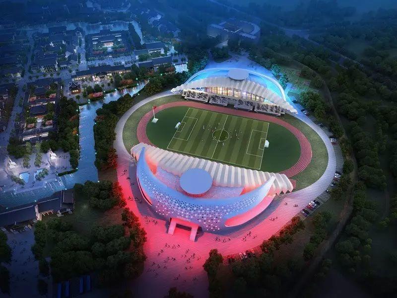 LDG喜报︱广西上林县文体活动中心项目中标