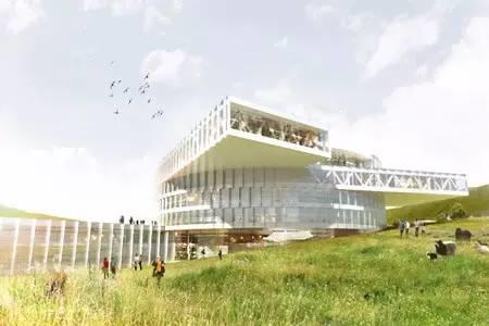 LDG资讯︱刷爆朋友圈的建筑方案!