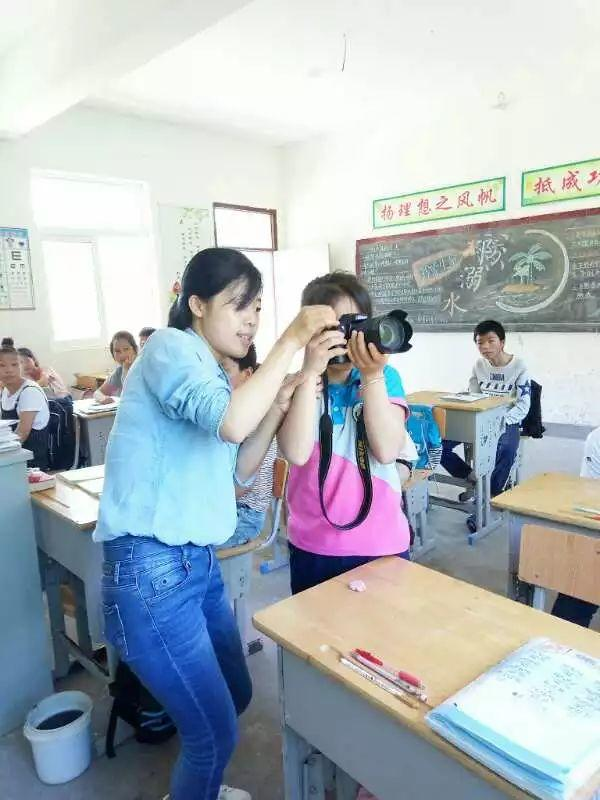 LDG公益︱经纬希望小学的那点事!