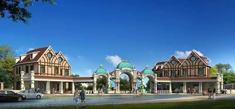 LDG节日︱安徒生童话乐园开园啦!