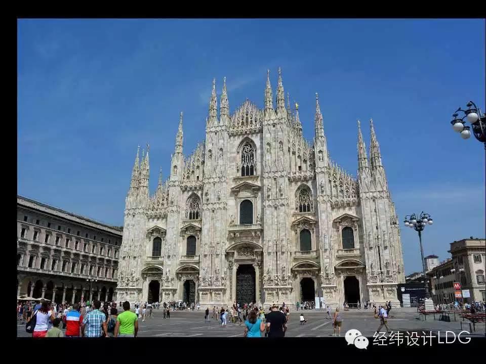 LDG讲座︱意大利的街道、广场与花园