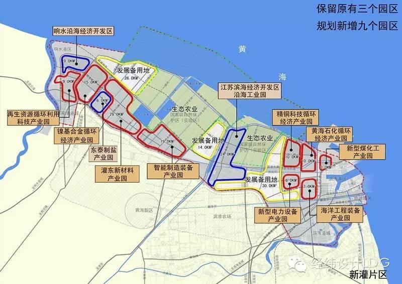 LDG规划︱盐城市盐田综合开发利用总体规划(2013-2030)