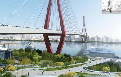 LDG动态︱杨浦滨江船厂地区和大桥公园地区综合开发