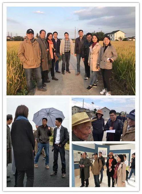 """LDG学术︱住建部立项课题""""《美丽乡村人居环境评估体系研究——以上海为例》调研在上海全面启动"""