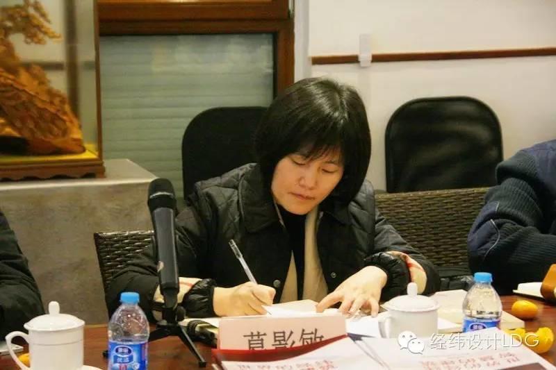 LDG动态︱嘉定区社工委领导莅临我院考察调研