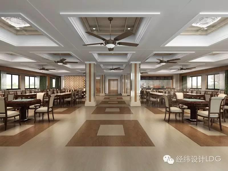 LDG室内︱北蔡养老院
