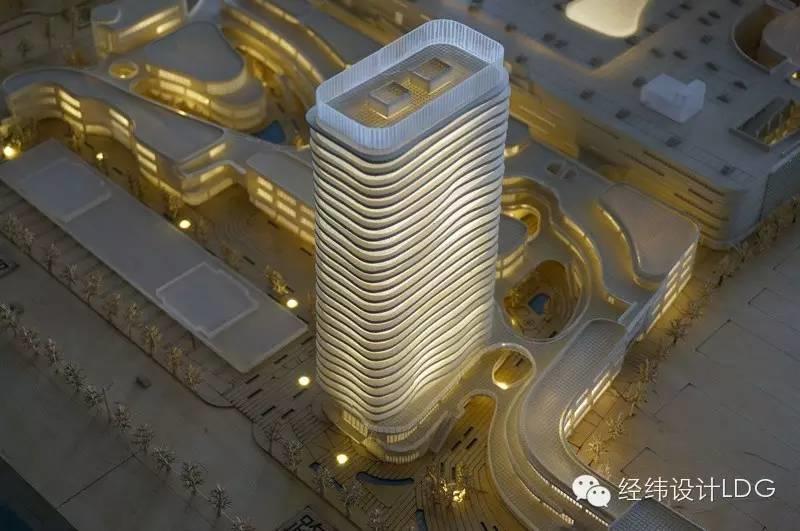 LDG建筑︱恒泰春天二期