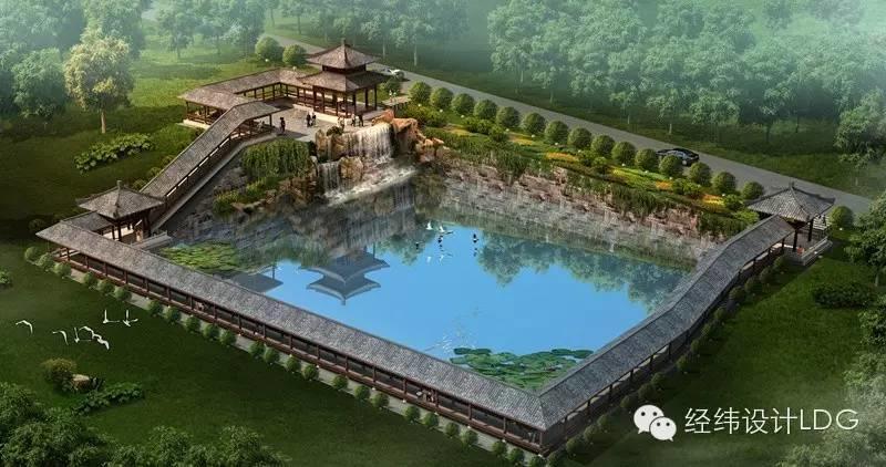 LDG规划︱郏县眼明寺森林公园修建性详细规划及设计项目