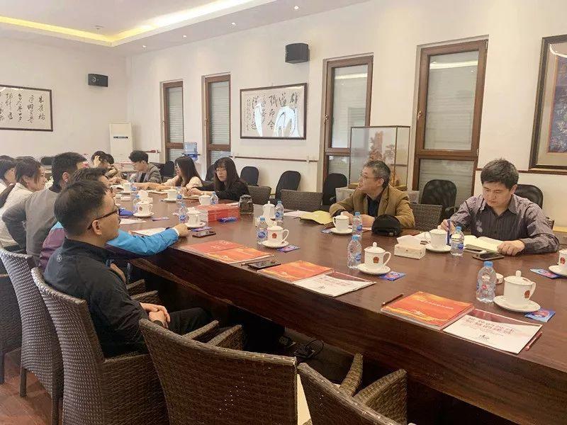 LDG党建︱上海经纬第一党支部与东方渔人码头联合党支部带教主题生活会