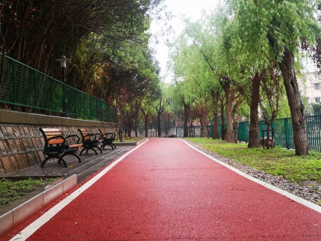 LDG景观丨城市更新的有益探索——上海市杨浦区黄兴公园绿道建成开放