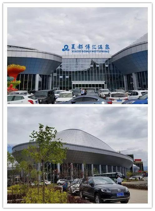 LDG动态丨青海省最大公共建筑全面竣工