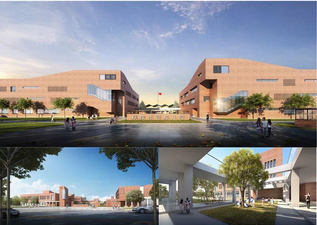 LDG动态︱近期中标学校及更新项目