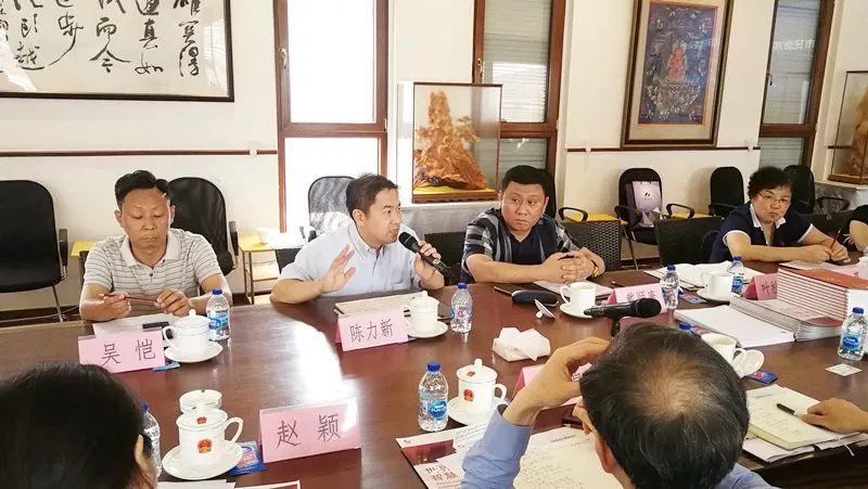 LDG动态︱上海市民防系统优化营商环境座谈会