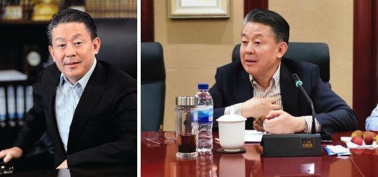 LDG动态︱新时代晋商楷模——孔庆然