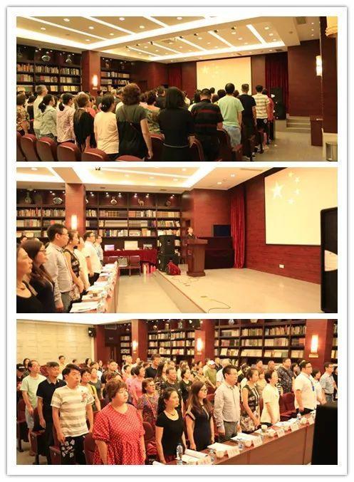 LDG动态︱大桥街道第三次归侨侨眷代表大会在我院隆重举行