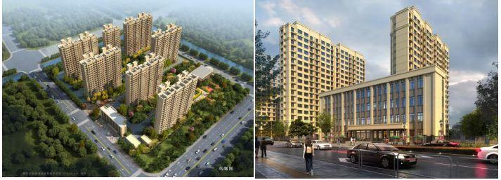 LDG装配式︱奉贤区南桥新城大型居住社区12-24A-04A地块