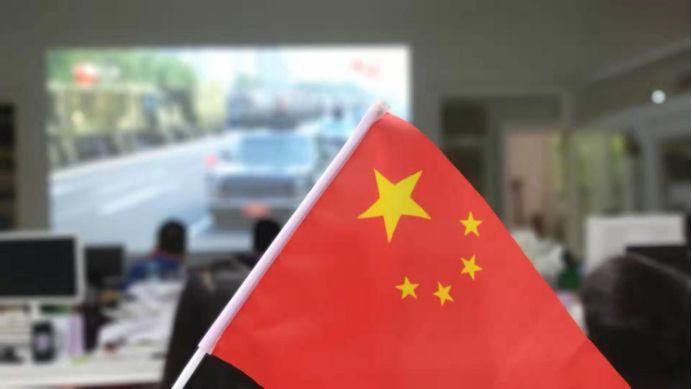 LDG动态上海经纬庆祝祖国70华诞系列活动
