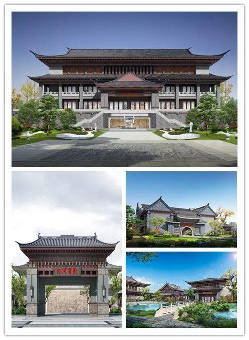 LDG动态︱近期中标特色文旅建筑项目