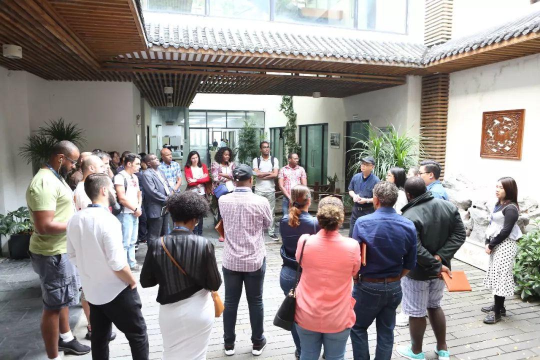 LDG动态︱2019年葡语国家城市规划与建设研修班来我院交流学习