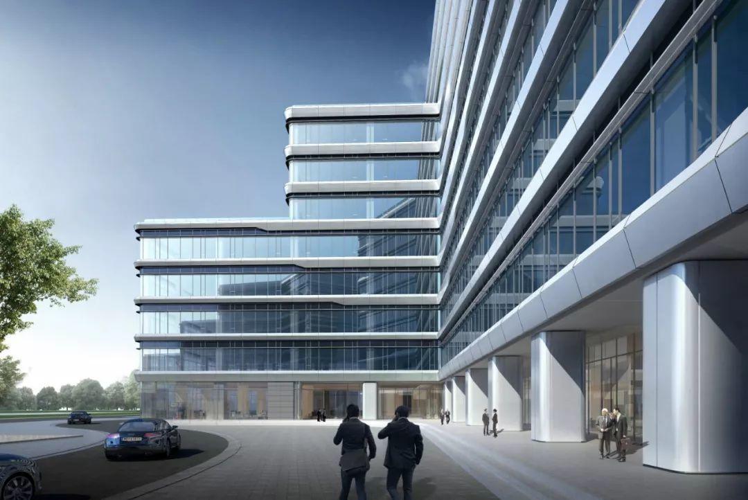 LDG动态︱漕河泾开发区浦江高科技园生命健康产业园二期A区项目完美竣工