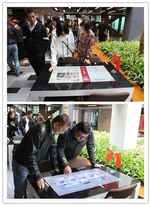 LDG动态︱经纬党总支赴嘉定南翔智地党群服务站开展了党建学习交流活动