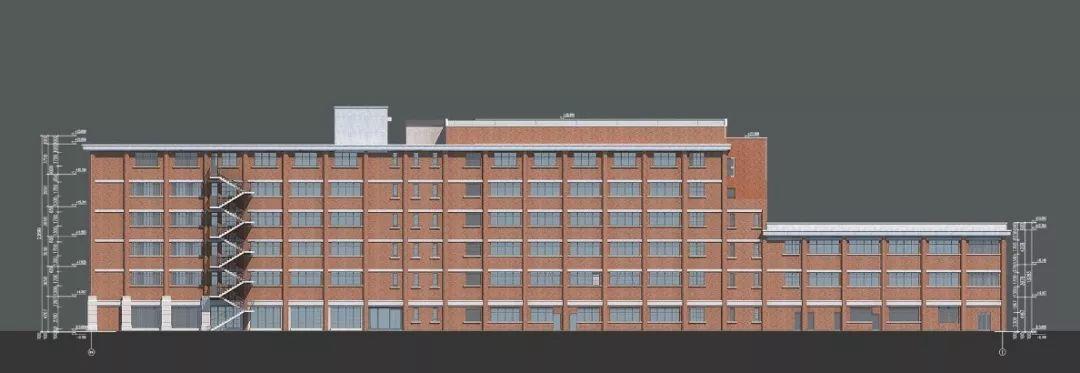 LDG动态︱马登仓库旧址(杨树浦路147号)装修项目通过文物保护验收工作