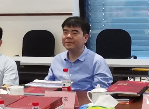 LDG动态︱南京市鼓楼区洪区长一行莅临我院考察调研