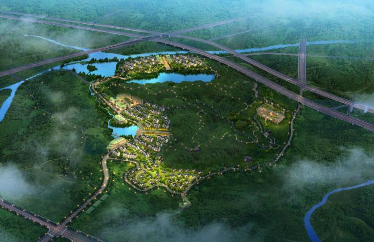 LDG喜讯︱我院中标凤凰山康养生态小镇项目策划定位方案