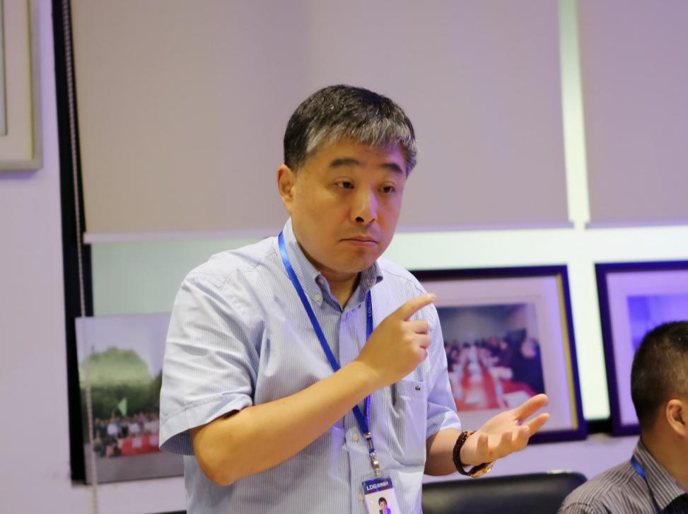 LDG动态︱上海经纬与兴泰建设集团签订战略合作协议