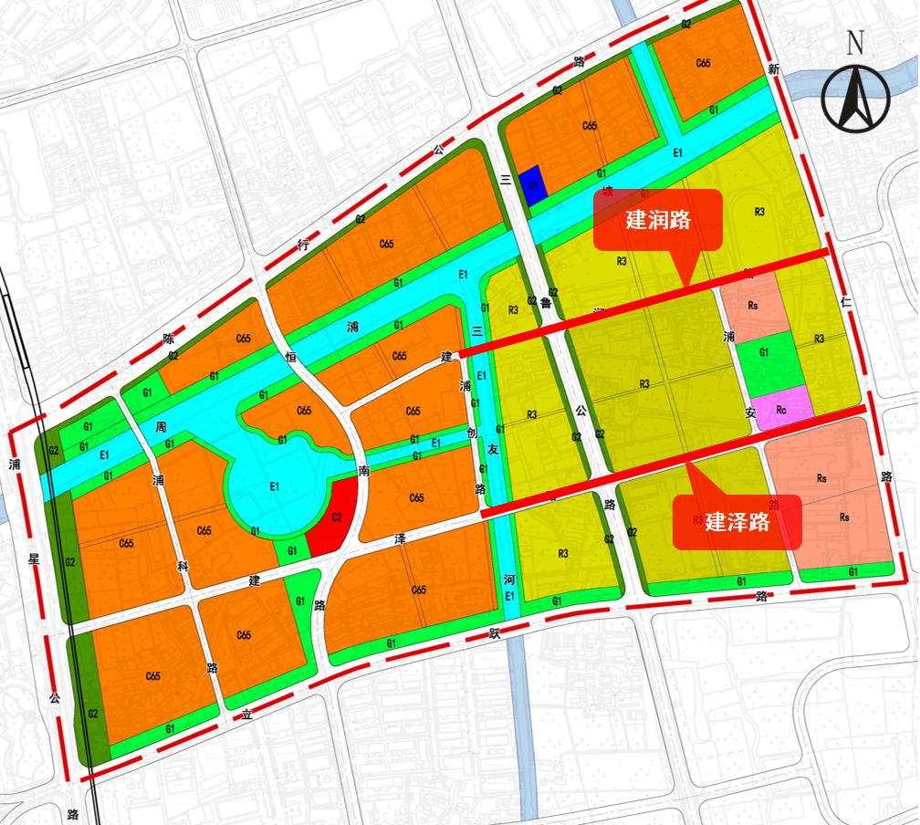 LDG喜讯︱我院中标浦江高科技园区市政项目