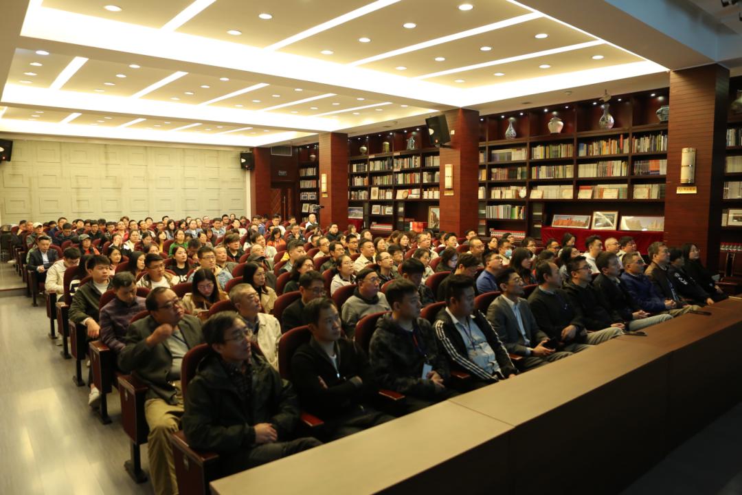 LDG讲座︱《在进入高质量发展新的历史时期思考建筑师的历史使命》专题讲座