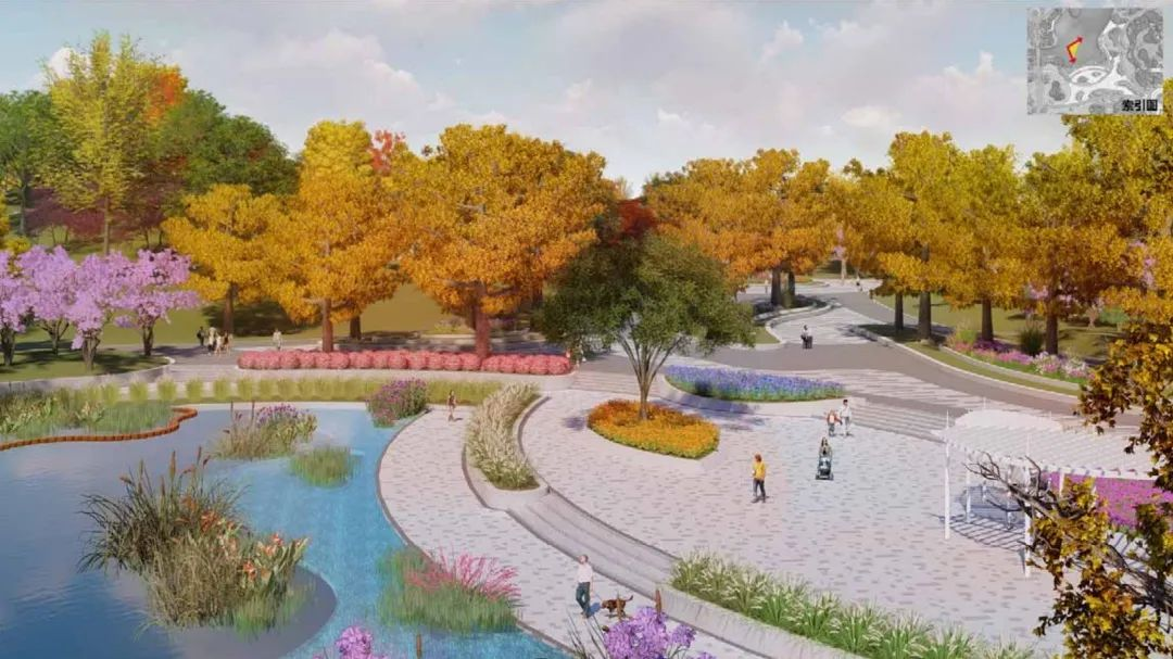 LDG喜讯︱我院中标闵行区科创公园建设项目