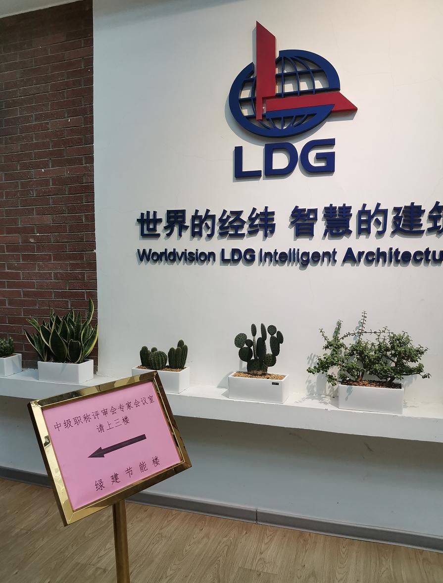 LDG动态︱市住建委直属单位工程系列中级专业技术职务任职资格的评审工作成功完成
