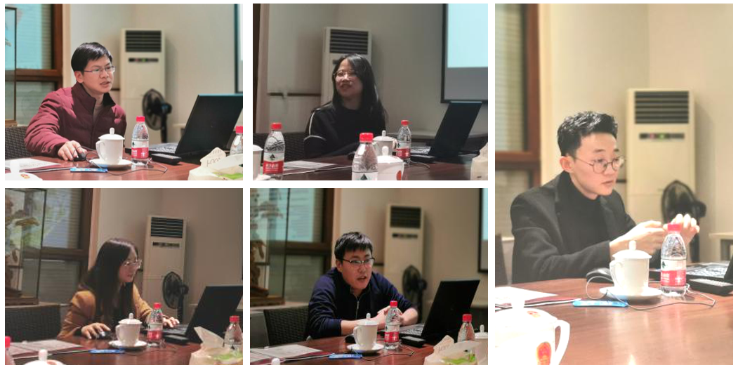 LDG学术丨上海经纬规划总院年终技术交流会