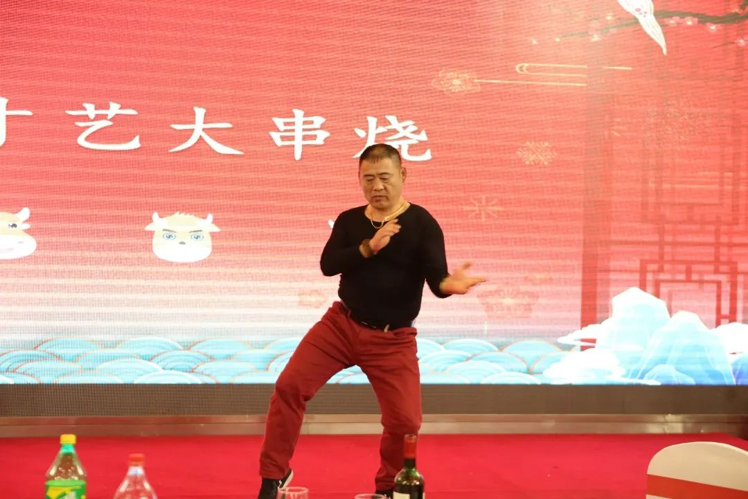 LDG动态︱而今迈步从头越--上海经纬2021年终晚会