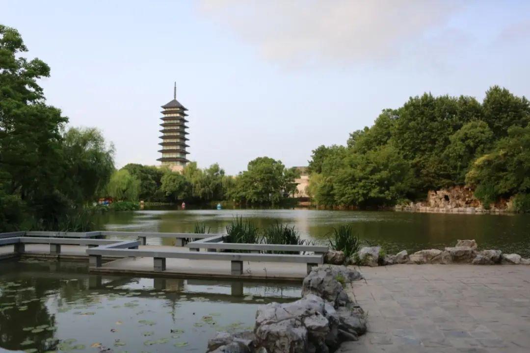 LDG景观︱百年百景,经纬印记