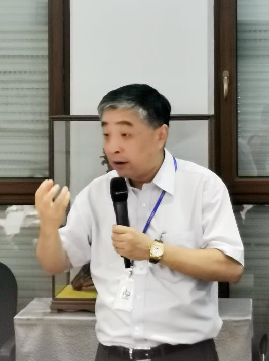 LDG动态︱上海现代服务业联合会设计服务专委会联络员会议在我院举行