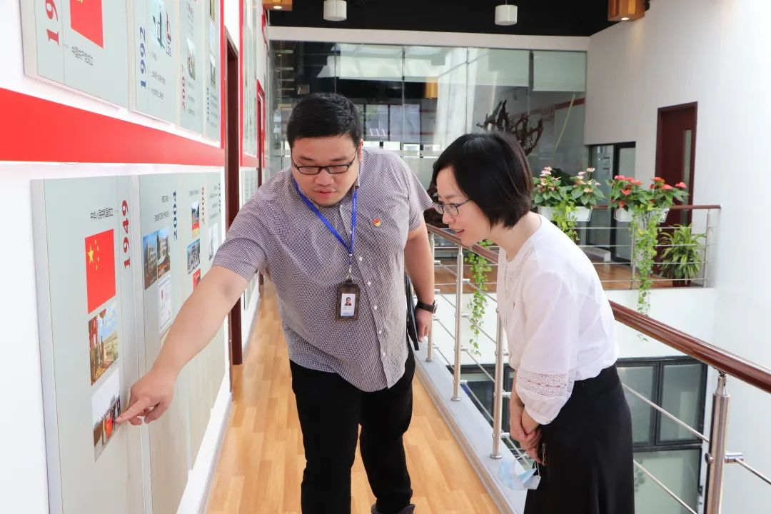LDG党建︱不忘初心,牢记使命——上海经纬参观位于外滩中国银行行史陈列馆